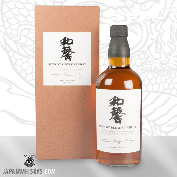 "Suntory ""Wa-Kyo"" Blended Whisky Limited Edition"